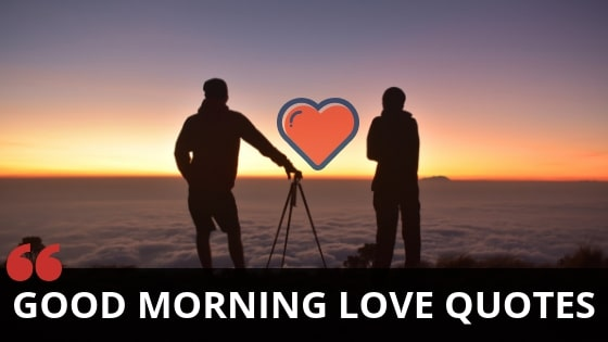 41+ [ROMANTIC] Good Morning Love Quotes, Status, & Wishes